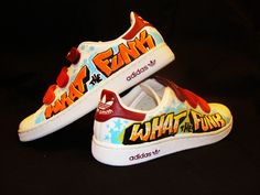 """Adidas Stan Smith """"What The Funk 01"""" by Dezer"""