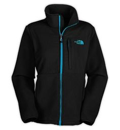 The North Face Denali Fleece Women's Black Jackets NorthFace Jackets On Sale - $87.99
