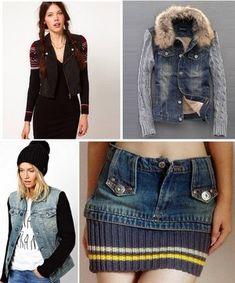 Простое рукоделие: что можно сделать из старого свитера. Продолжение