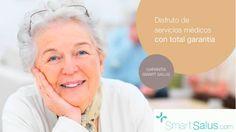 SmartSalus te ofrece total garantía de servicio. SmartSalus.com