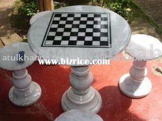 diy tabletop chess board - Google Search