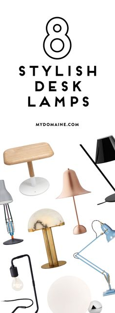 Must-have desk lamps