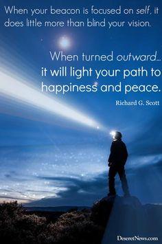 Elder Richard G. Scott | 23 encouraging quotes from Elder Richard G. Scott | Deseret News