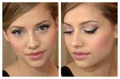 Classic & Elegant Prom Makeup