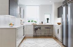 Tunnelmista parhain Home Renovation, Double Vanity, Bathroom, Kitchen, Table, Furniture, Home Decor, Washroom, Cooking