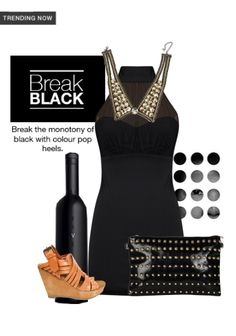 Here's my look for the #LRCosmoStyleHunt. Download the LimeRoad Scrapbook App and create yours today!