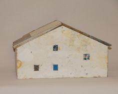 House No.8 - sculpture by Annalisa Ramondino
