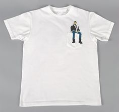 "Image of ""Sitting"" Pocket Tee"