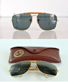 ebdbc9aa89 vintage RAY BAN B L Explorer  Extremely rare