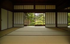 Japanisches Haus von innen http://www.ktaweb.com/category/architektur/