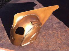 The Rocketeer Helmet - How To Make
