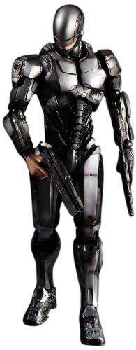 Robocop : Robocop (2014) Play Arts Kai Action Figure