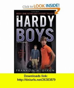 The Children of the Lost Book One in the Lost Mystery Trilogy (Hardy Boys, Undercover Brothers) (9781442402621) Franklin W. Dixon , ISBN-10: 1442402628  , ISBN-13: 978-1442402621 ,  , tutorials , pdf , ebook , torrent , downloads , rapidshare , filesonic , hotfile , megaupload , fileserve