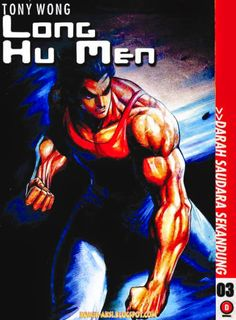 Komik Action: Long Hu Men Ch.3
