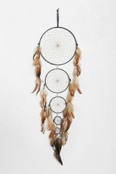 Tiered Dreamcatcher from Urban Outfitters #poachit
