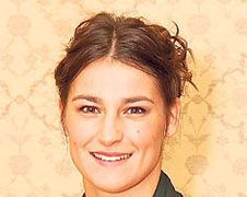 Katie Taylor won the Irish Tatler Woman of the Year Award last night at the Four Seasons hotel in Dublin. Katie Taylor, Boxing Champions, Achieve Success, Luck Of The Irish, Independent Women, Ancestry, Celebrity News, Amazing Women, Olympics