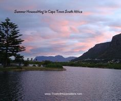Summer In Cape Town South Africa