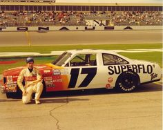 In the Darrell Waltrip made a name for himself with his driving skill and his mouth. Nascar Race Cars, Old Race Cars, Grand National Car, Late Model Racing, Terry Labonte, My Champion, Nascar Diecast, Drag Racing, Enterprise Application Integration