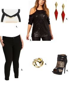 Outfit Ideas: Girls Night Out