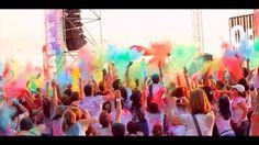 """HAPPY HOLI - O FESTIVAL DAS CORES    Depois de ter passado por várias cidades na Europa e do Brasil agora é a vez de Goiânia.    O festival de música mais colorido do mundo chega a Goiânia no dia 15 de Junho, a partir das 14:00h no Estacionamento do Shopping Flamboyant.    Inspirado no """"Holi"""" da Indía, o Happy Holi é um festival de música que celebra a união e alegria de viver enquanto você se envolve na magia de cores.     www.facebook.com/HappyHoliGoianiaFestivaldasCores"""