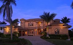 Plan W31803DN: Luxury, Premium Collection, European, Mediterranean, Florida, Spanish, Photo Gallery House Plans & Home Designs