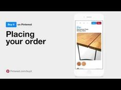 Placing your order