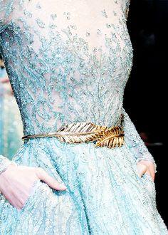 Zuhair Murad Haute Couture S/S 2014 - Details