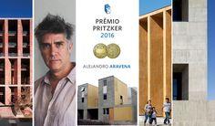 Alejandro Aravena vence o Prêmio Pritzker 2016