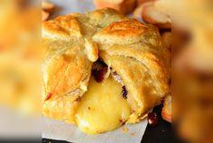 Deleita el paladar de tu invitados con un Baked Pumkin Brie Cheese