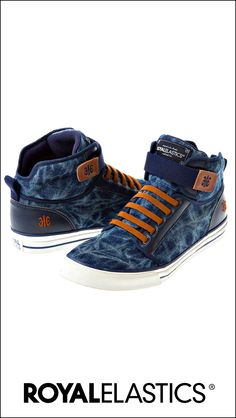 Medio Jeans #hightops #hitops #sneakers