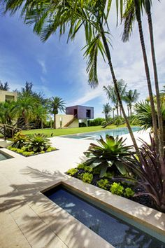Private Residence on Casey Key - contemporary - exterior - tampa - Michael K. Walker & Associates Inc.