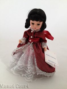 Madame Alexander Doll Holiday Gathering #30580 - 6-8 Inches