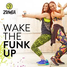 "2,663 Likes, 36 Comments - Zumba (@zumba) on Instagram: ""IT'S #humpday and IT'S TIME TO WAKE THE FUNK UP with some hot new styles from the newest @zumbawear…"""