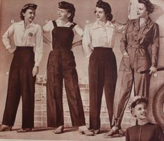 1940 fashion - Buscar con Google