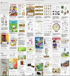 Plus de 60 liens vers des ressources p�dagogiques pour d�couvrir les plantes, la germination et la reproduction des v�g�taux, � l'�cole primaire et en maternelle.