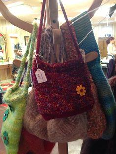 felted handbags