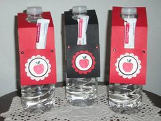 This would be a great, inexpensive, morning after bachelorette party gift :)