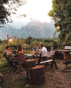 Moments like these 😍✨ Laos was everything we hoped for, and we can't wait for our return in the future! . Our days in Vang Vieng was… Us Travel, Laos, Travel Photos, Waiting, In This Moment, Future, Future Tense, Travel Pictures