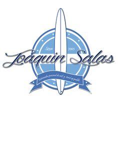 Logotipo para academia de Surf y Stand Up Paddle  Cliente: Joaquín Salas Entrenador Personal de Surf Encargo: Diseño de Logotipo multipropósito que pueda ser usado en sellos de agua, stickers y redes sociales. Más info en: https://www.facebook.com/soulsurfersperu?ref=hl