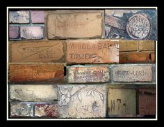 history on a wall - null