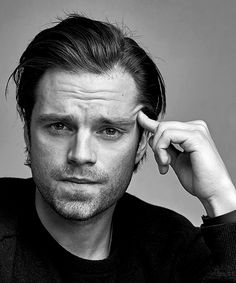 "sebastiansource: "" Sebastian Stan photographed by Matt Doyle for Backstage Magazine, May 2016. """