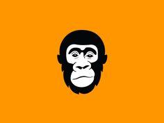 Monkey by Sava Stoic