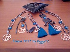 My 2017 celluloid-inspired charms!_©Peggy Carajopoulou-Vavali