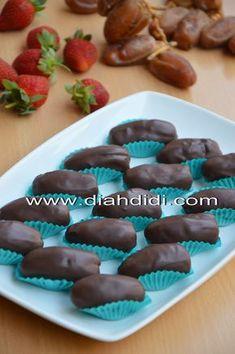 Diah Didi's Kitchen: Kurma Coklat