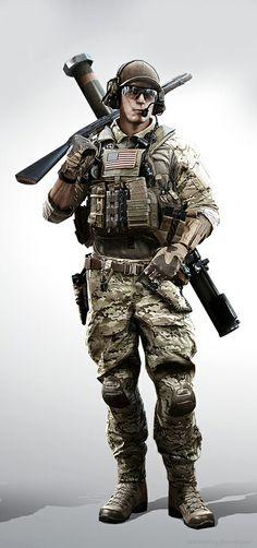 BATTLEFIELD 4 -REAL WAR