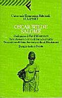 Salomè - Oscar Wilde - 83 recensioni su Anobii