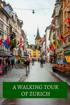 A self-guided Zurich walking tour is the best way to explore the economic capital of Switzerland and the perfect way to spend a Zurich airport layover.  switzerland Travel  En nuestro blog mucha más información  http://storelatina.com/switzerland/travelling  #suiçaviajar #viajar #suiçaviagem #viagem