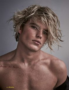 Hot blond beautiful men в 2019 г. jordan barrett, long hair styles и blonde g Blonde Hair Boy, Blonde Boys, Jordan Barrett, Surf Hair, Bon Look, Surfer, Haircuts For Men, Male Beauty, Long Hair Styles