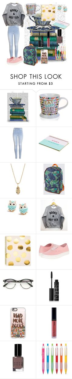 """Filha de Athena"" by biajacksonwinchester ❤ liked on Polyvore featuring FabFunky, H&M, Sydney Evan, Sugar Paper, Vans, ZeroUV, NARS Cosmetics, Casetify and Bobbi Brown Cosmetics"
