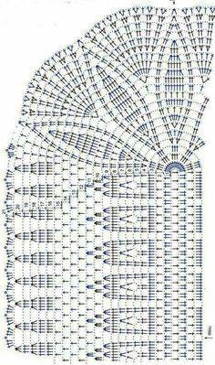 A Beaut Oval Rug [Free Crochet Pattern A - Diy Crafts - maallure Crochet Doily Rug, Crochet Doily Diagram, Crochet Bikini Pattern, Crochet Carpet, Crochet Doily Patterns, Crochet Tablecloth, Crochet Squares, Filet Crochet, Diy Crafts Crochet